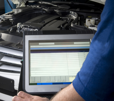 Engine Diagnostic Testing